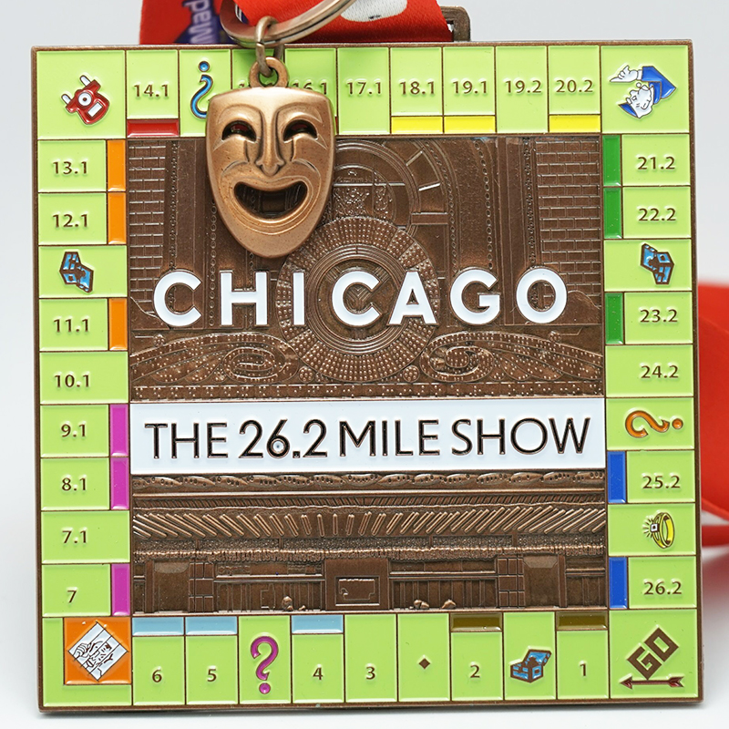 Chicago 26.2 Mile Virtual Challenge 2019 Image