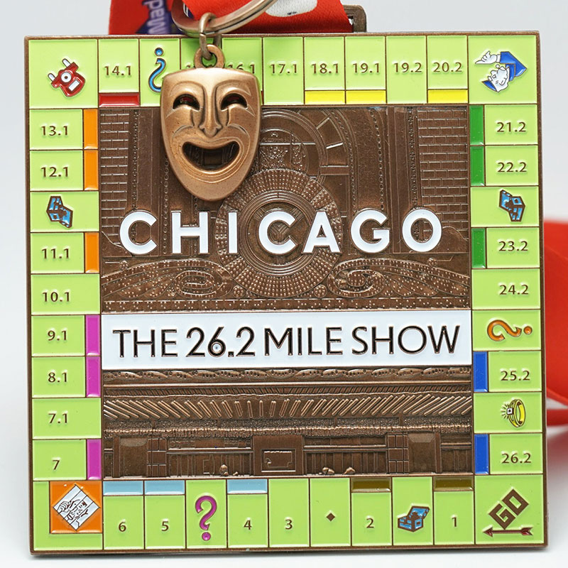 Chicago 26.2 Mile Virtual Challenge 2020