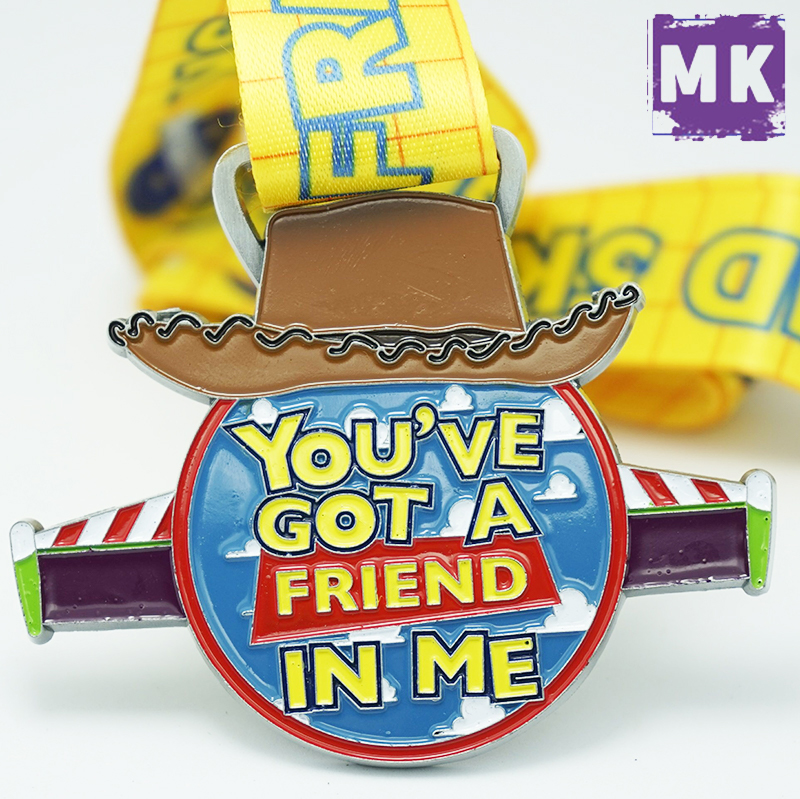 You've Got A Friend In Us 5K Virtual Run 2020