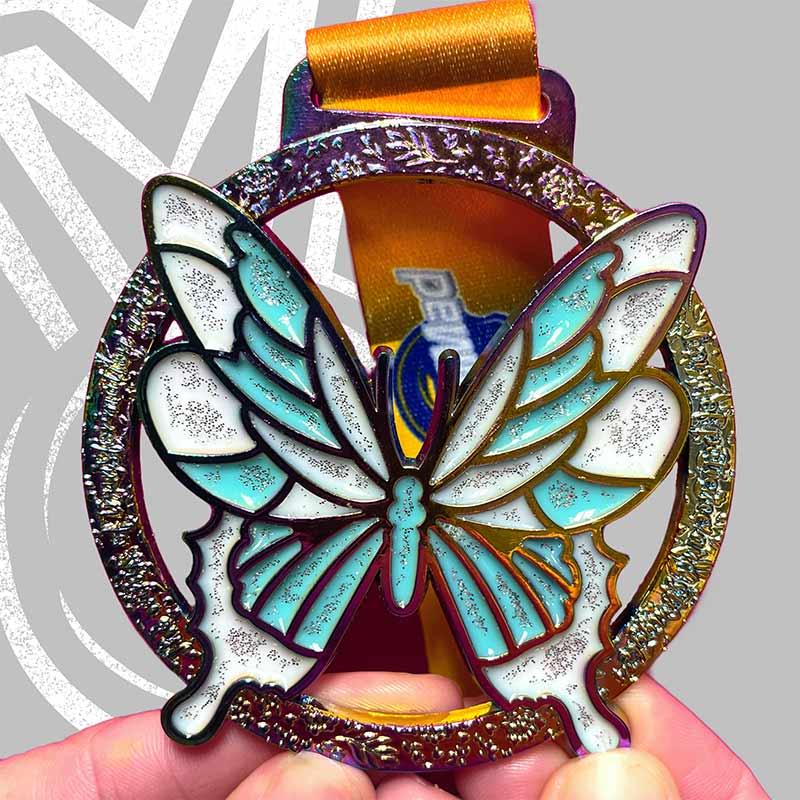 Wings Of Transformation 10K (Rainbow)