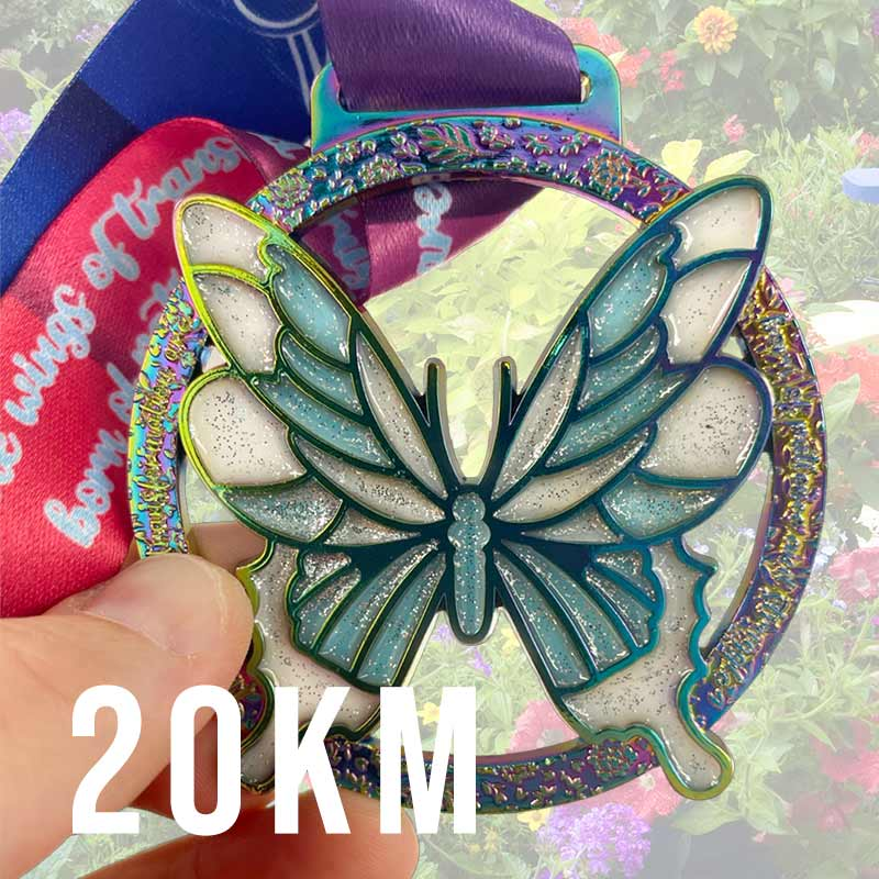Wings of Transformation |10KM|20KM|30KM
