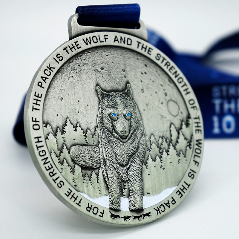 The Strength Of The Wolf 10 Mile 2020 Image
