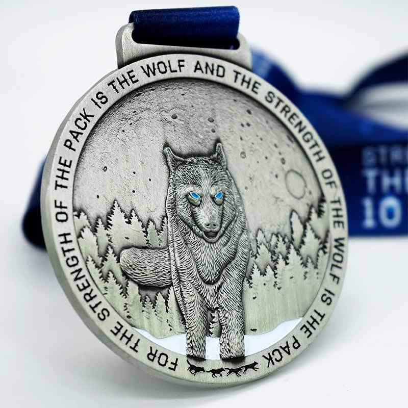 Strength Of The Wolf 10 Mile 2020 (oct)