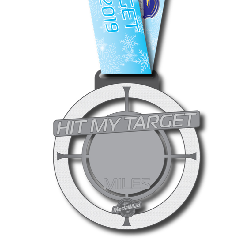 I Hit My Target December 2019 Image