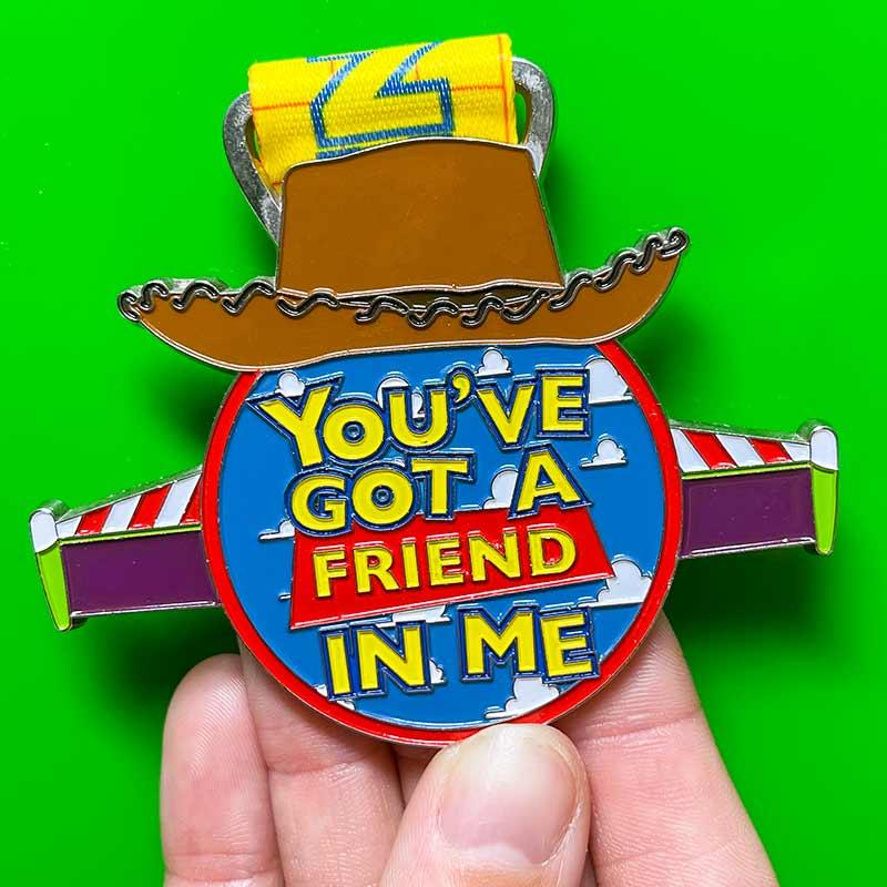You've Got A Friend 5KM 2021