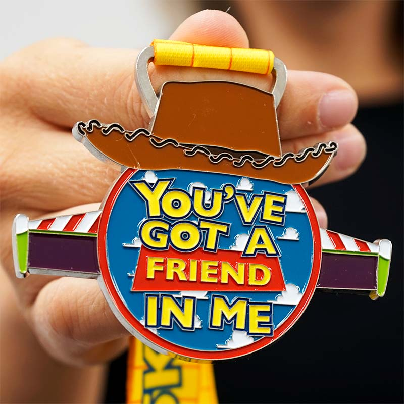 Completed You've Got a Friend 5KM Challenge 2020