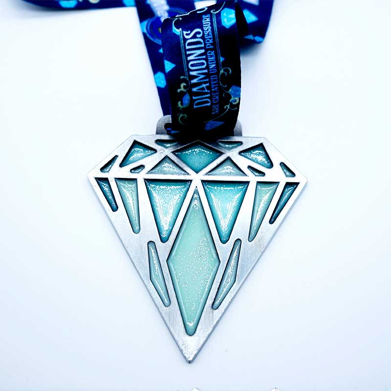 Completed Diamond 5KM Challenge