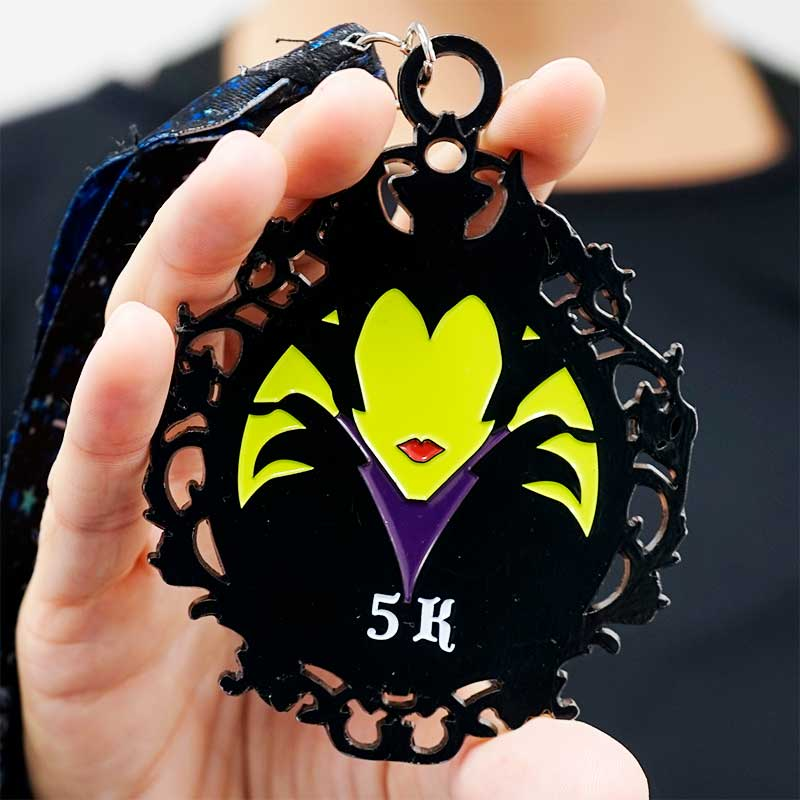 Completed Once Upon A Run 5km challenge