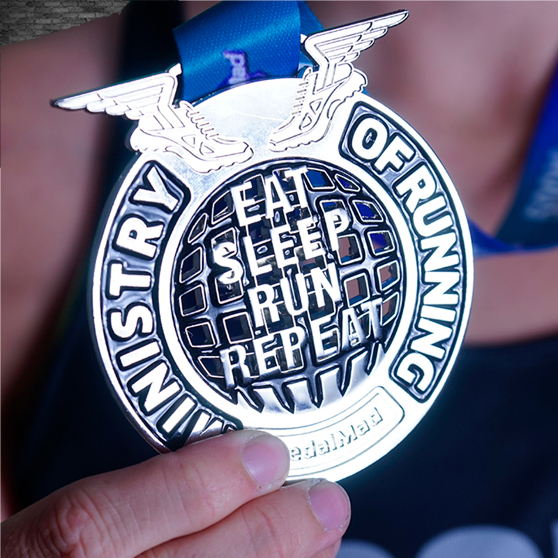 Completed the 500KM Eat Sleep Run Repeat Challenge