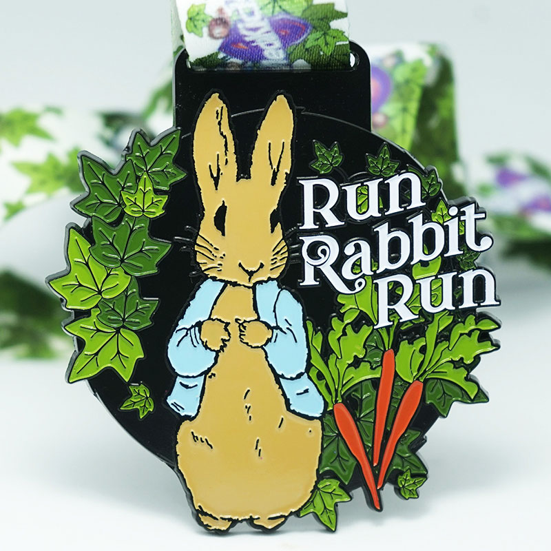 Completed the Run Rabbit Run 5KM Challenge
