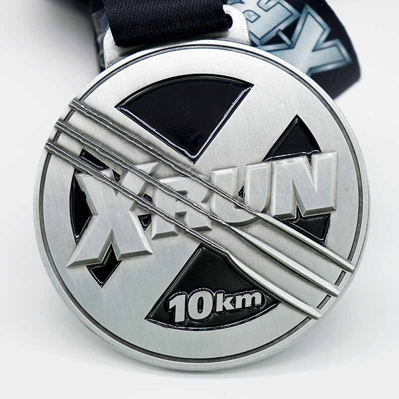 Completed the X-Run 10KM Challenge
