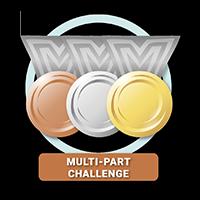 Multipart Challenge Achieved