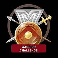 Warrior Challenge Achieved